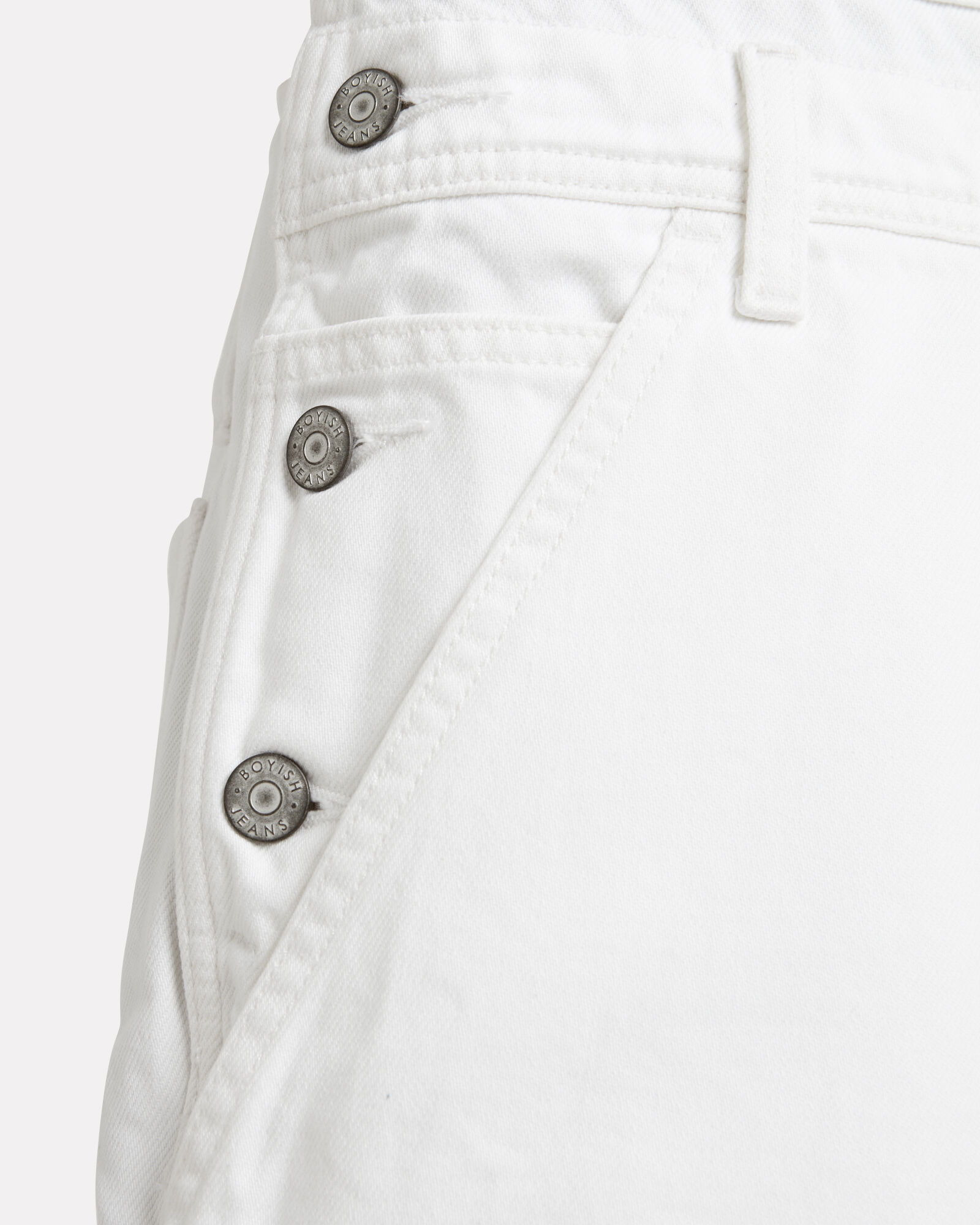 Brody Overalls, WHITE, hi-res
