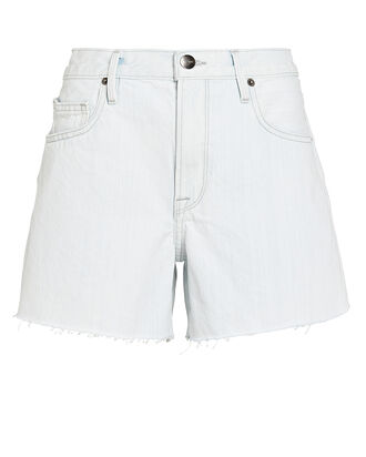 Le Brigette Denim Shorts, Bleach Out, hi-res