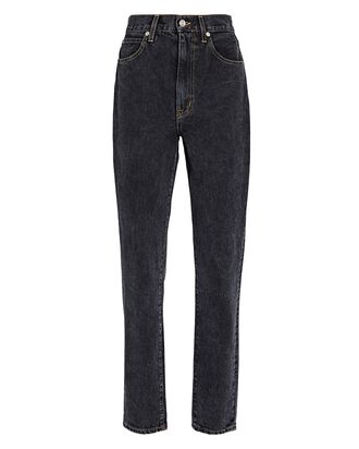 Beatnik Slim High-Rise Jeans, BLACK SMOKE, hi-res