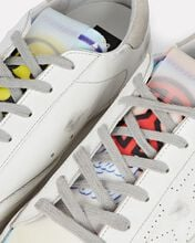 Superstar Leather Low-Top Sneakers, WHITE, hi-res