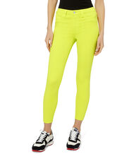 Margot Yellow Skinny Jeans, YELLOW, hi-res