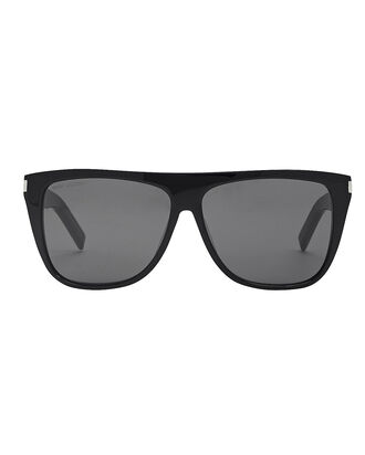 SL 1 Flat Sunglasses, BLACK, hi-res