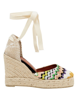 Carina Espadrille Wedges, MULTI, hi-res