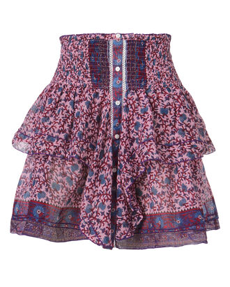 Mini Honey Skirt, PRI-FLORAL, hi-res