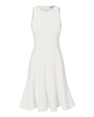 Bristol Dress, WHITE, hi-res