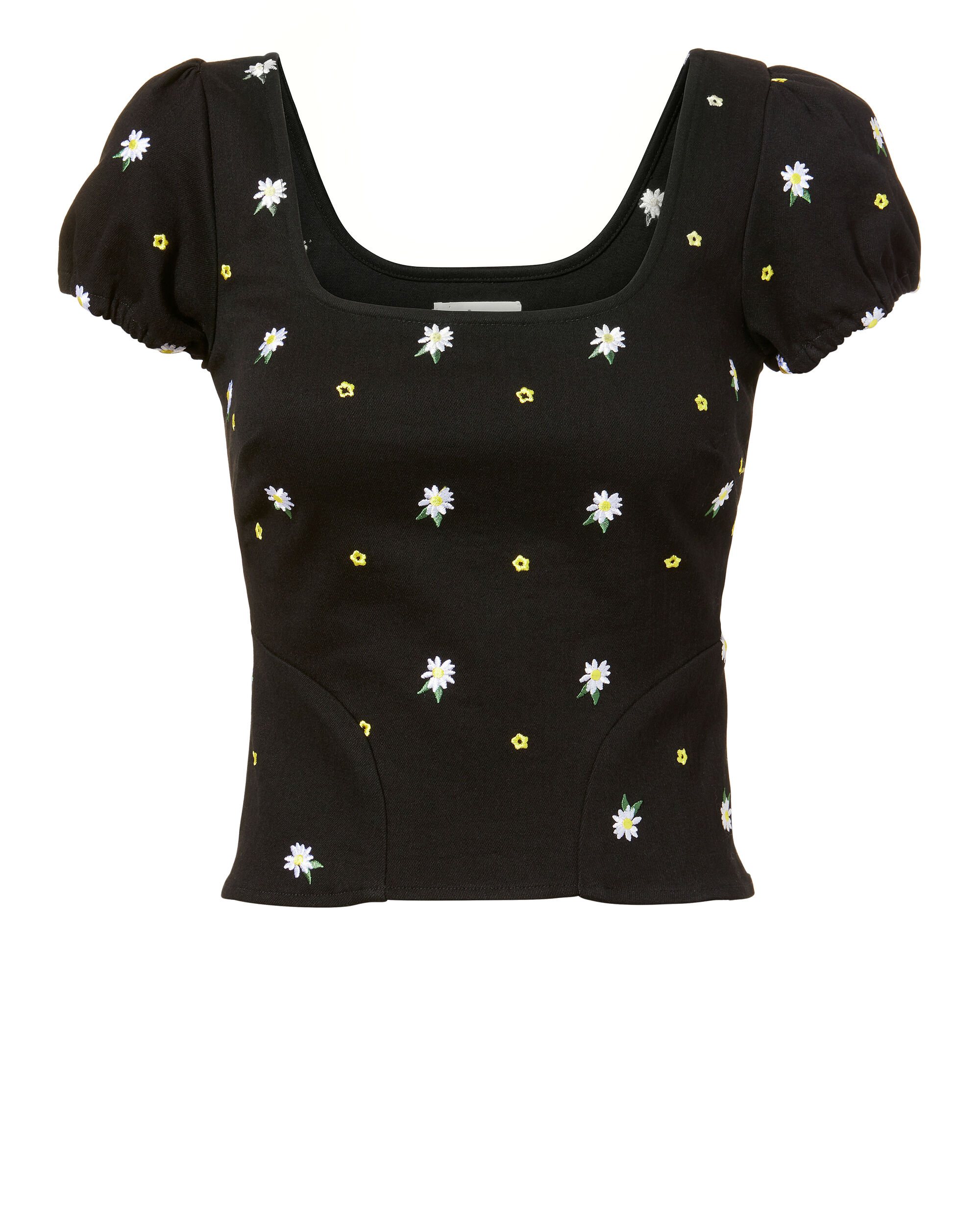 Kelly Daisy Embroidery Top, MULTI, hi-res