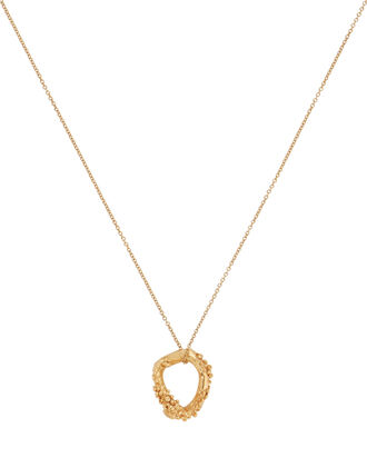 The Night Shift Chain Necklace, GOLD, hi-res