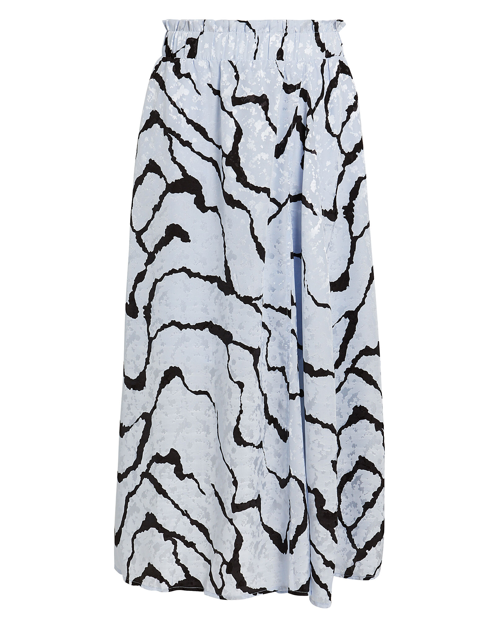 Aylin Ripple Print Skirt, MULTI, hi-res