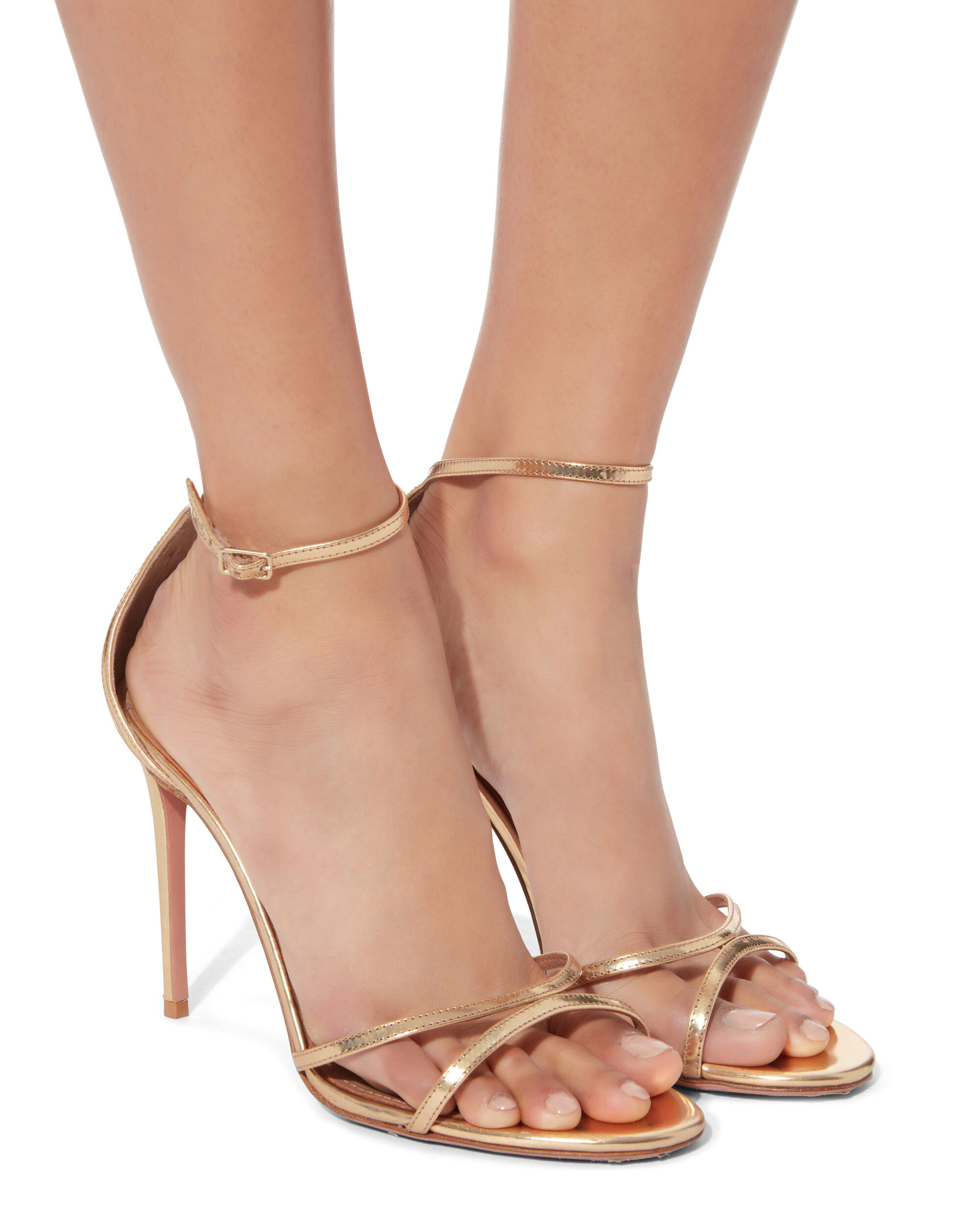 Purist High Sandals, METALLIC, hi-res