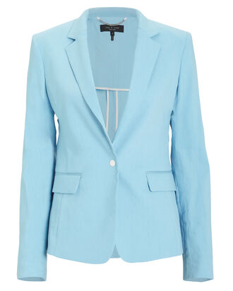 Lucy Blazer, BRIGHT BLUE, hi-res