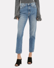 Virginia Slim Jeans, LIGHT WASH DENIM, hi-res