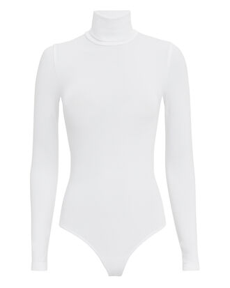 Colorado String White Bodysuit, WHITE, hi-res