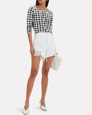 Blake Moonstone Shorts, WHITE DENIM, hi-res