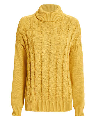 Remi Sweater, YELLOW, hi-res