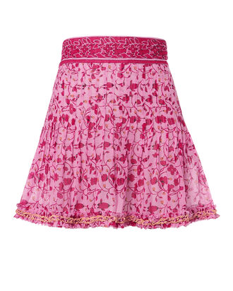 Pippa Mini Skirt, PINK, hi-res