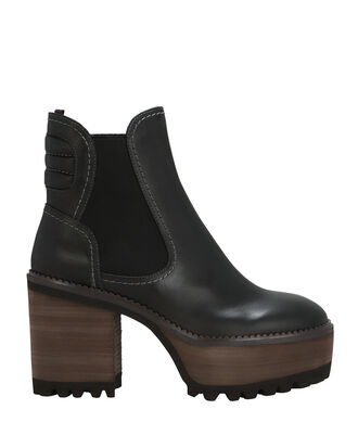 Erika Ankle Boots, BLACK, hi-res