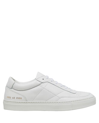 Resort Low Top Sneakers, WHITE, hi-res