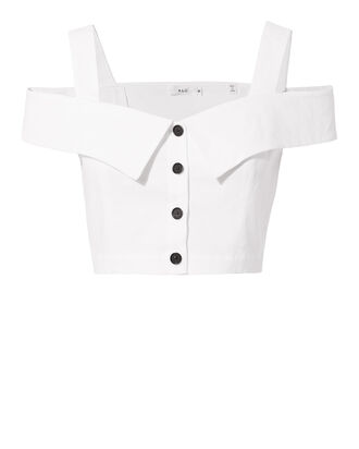 Blake Top, WHITE, hi-res
