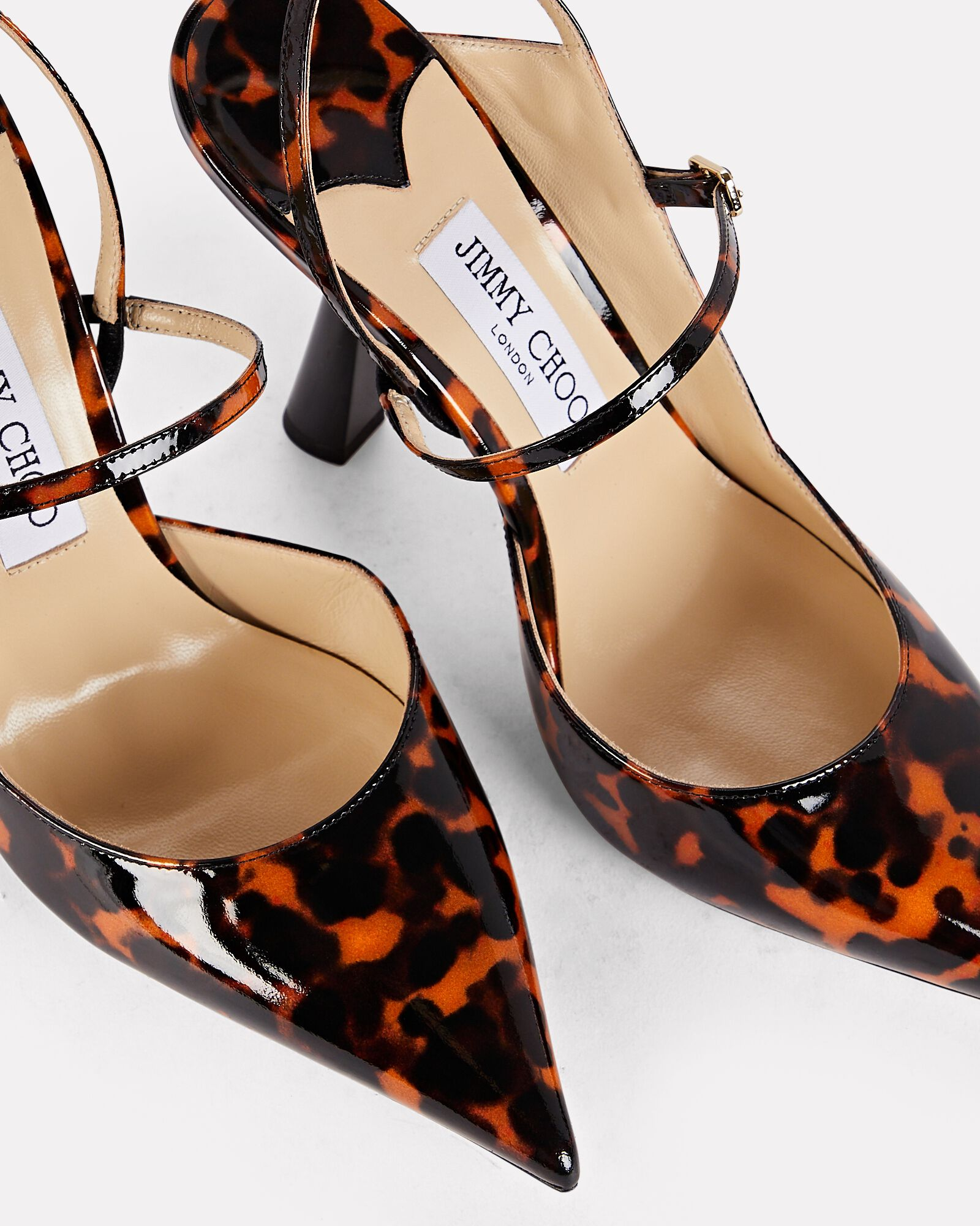 Ray 100 Patent Leather Pumps, MULTI, hi-res