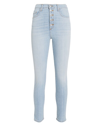 Debbie Skinny Jeans, LIGHT WASH DENIM, hi-res