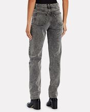 Casey Straight-Leg Jeans, GREY, hi-res