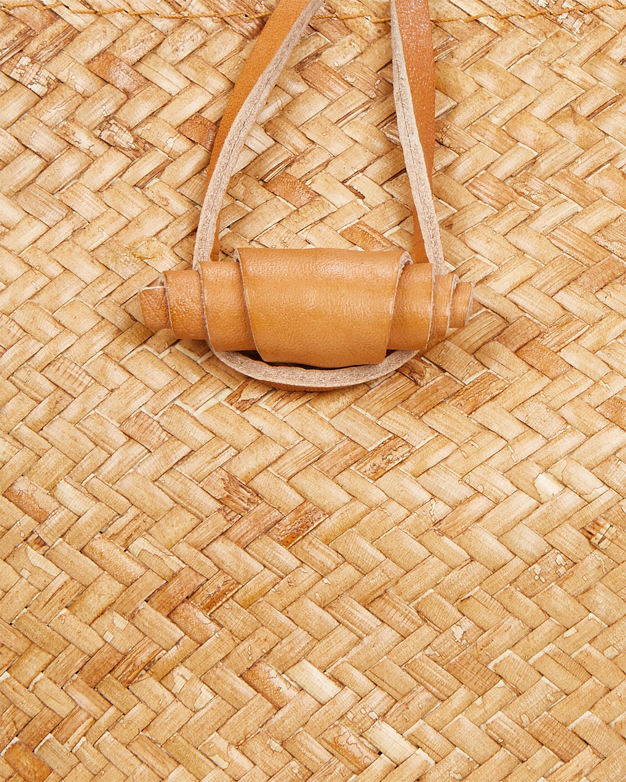 Cornelia Basket Bucket Bag, BEIGE, hi-res