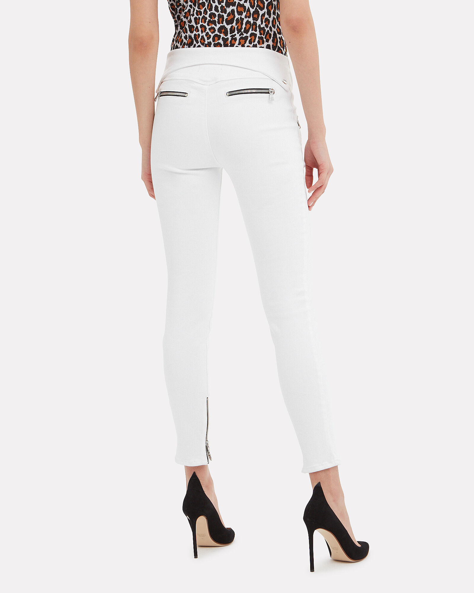 Diavolina Pants, WHITE, hi-res
