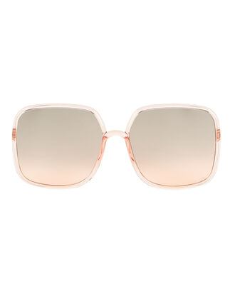 DiorSoStellaire1 Square Sunglasses, CORAL, hi-res
