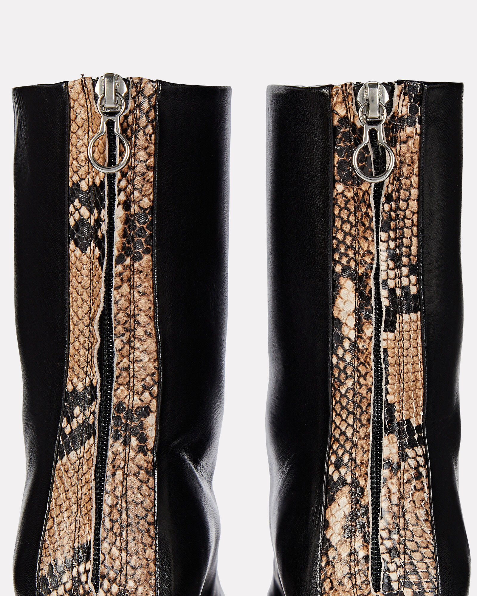 Molly Leather Ankle Booties, MULTI, hi-res