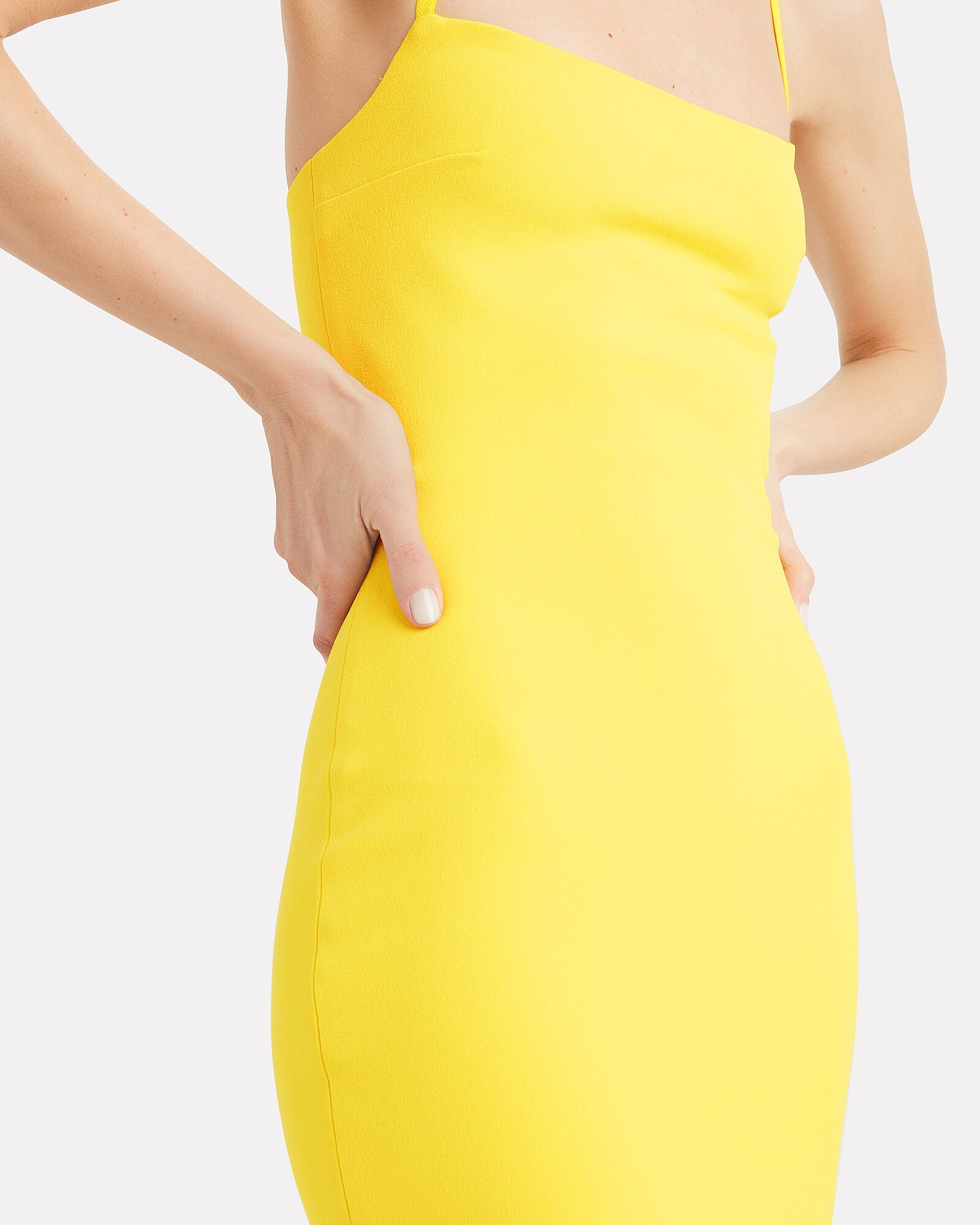 Saruo Gown, YELLOW, hi-res