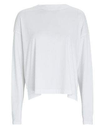 Stella Long Sleeve T-Shirt, WHITE, hi-res