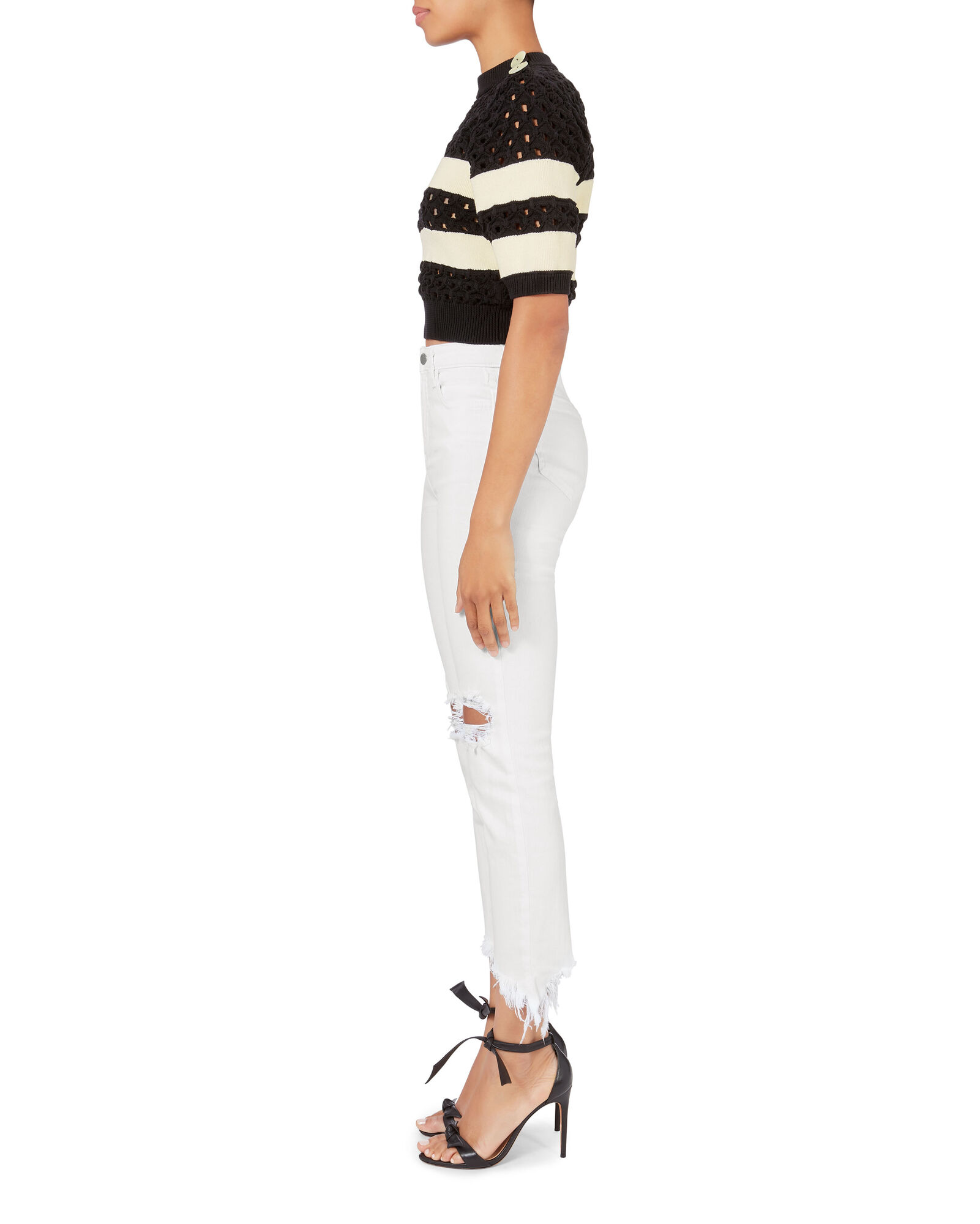 Highline Skinny Jeans, WHITE DENIM, hi-res