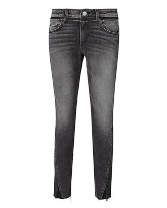 Twist Two-Tone Stormy Jeans, GREY, hi-res