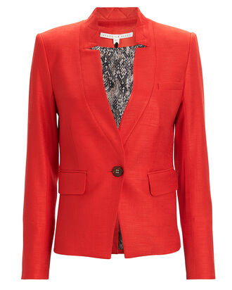 Farley Dickey Jacket, RED, hi-res