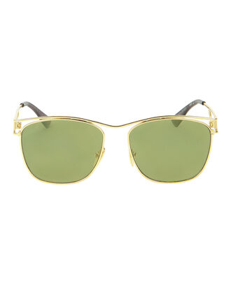 Utopian Phantom Mirror Sunglasses, GOLD, hi-res