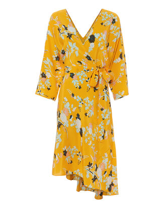 Eloise Wrap Dress, MULTI, hi-res