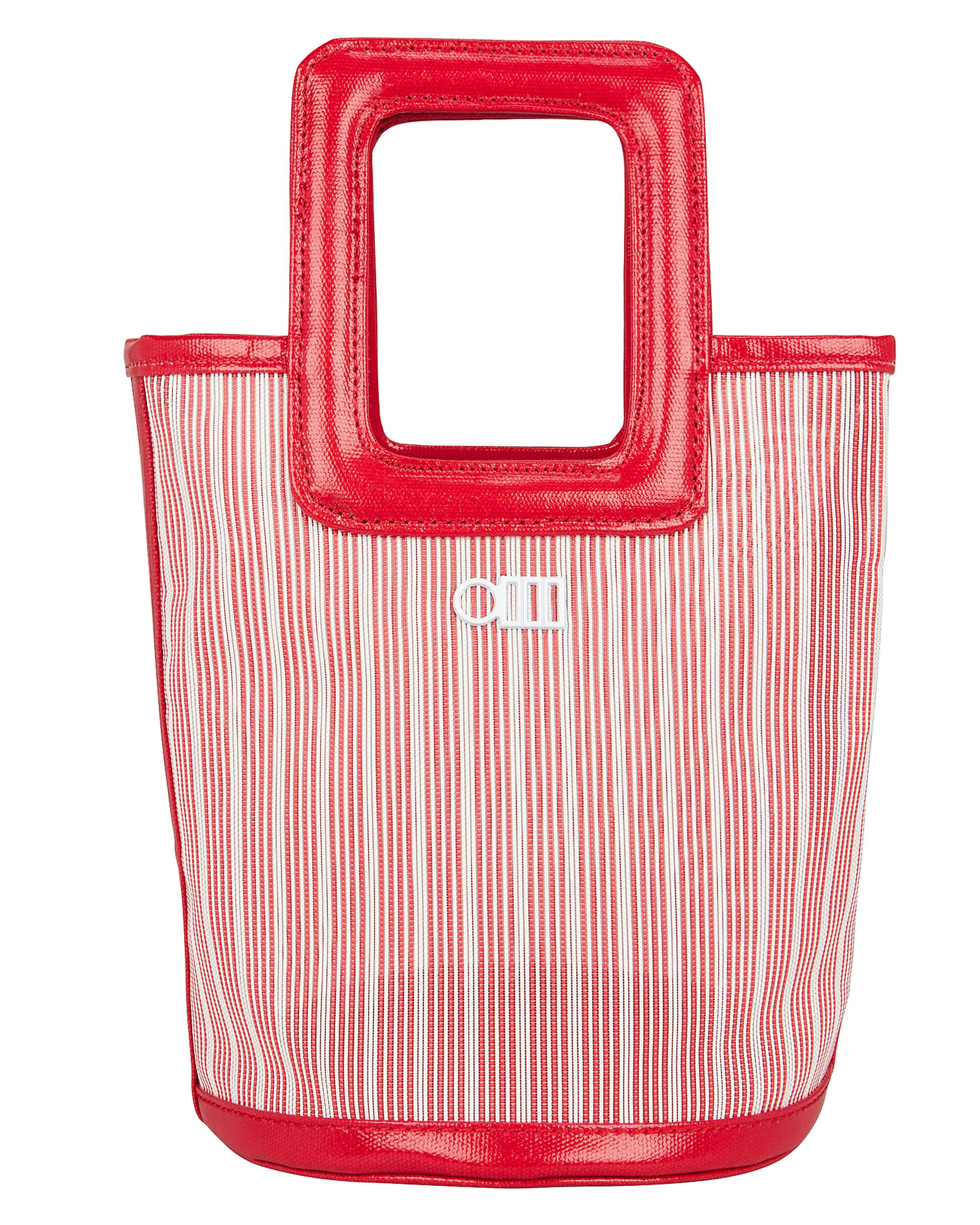 Pookie Crossbody Bag, RED/WHITE, hi-res