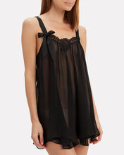 James Lace Swing Romper, BLACK, hi-res