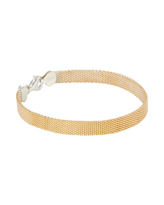Textured Band Bracelet, GOLD, hi-res