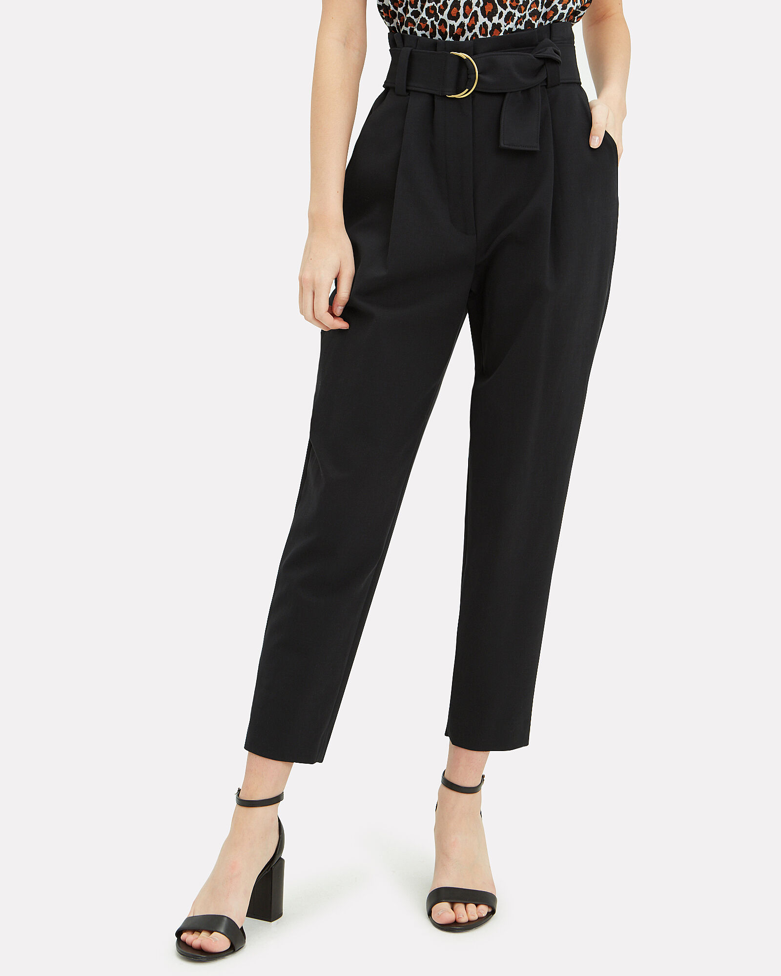 Diego Pants, BLACK, hi-res