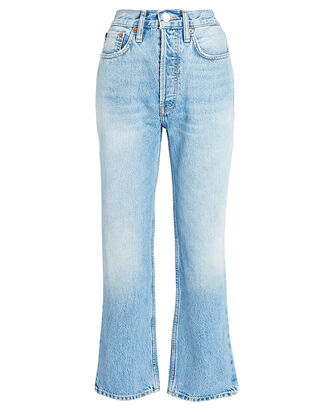70s High-Rise Stove Pipe Jeans, LIGHT 3, hi-res