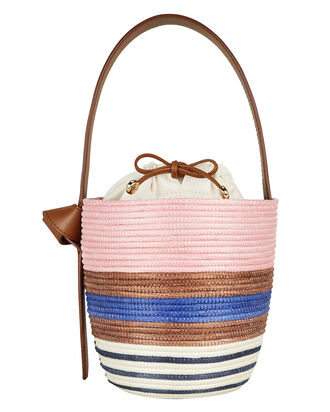 Multi Stripe Half Breton Lunchpail, MULTI, hi-res