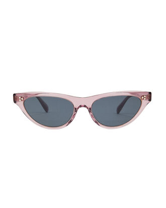 Zasia Cat Eye Sunglasses, PINK, hi-res