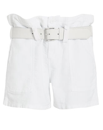 Saint Optic Shorts, WHITE, hi-res