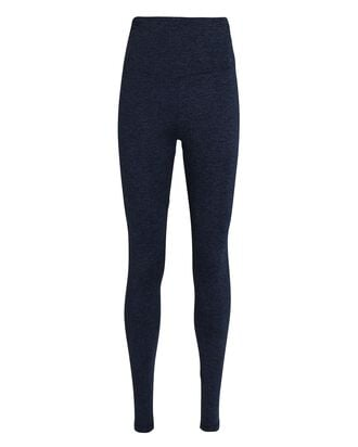 Naked Ruched Leggings, NAVY, hi-res