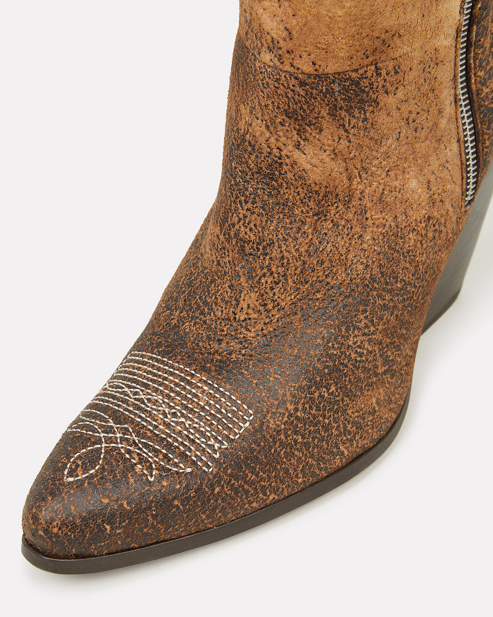 Chiodo Cowboy Boots, BROWN, hi-res