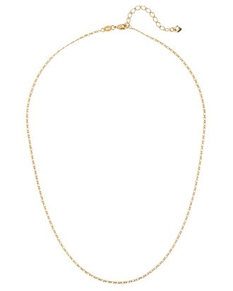 Positano Chain-Link Necklace, GOLD, hi-res