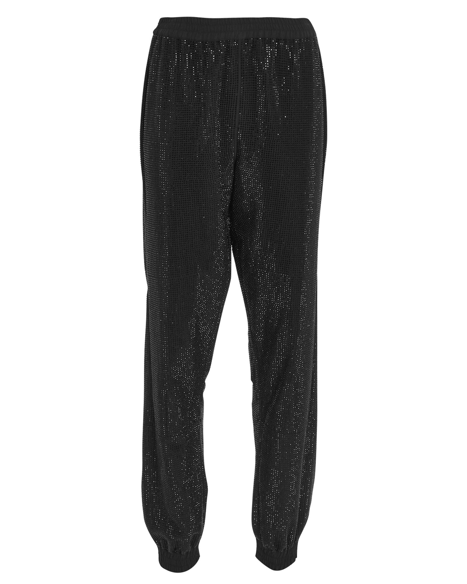Embellished Finn Joggers Sweatpants, BLACK, hi-res