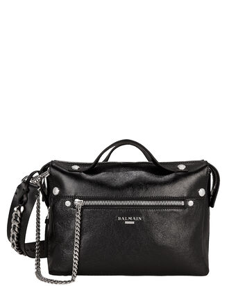 Bbiker Mini Messenger Bag, BLACK, hi-res