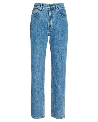 London High-Rise Ankle Jeans, SONOMA, hi-res